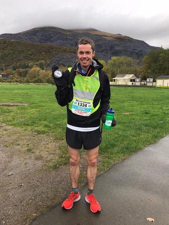 Hunts AC: 19/10/26 Snowdonia Marathon &emdash;