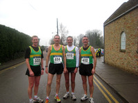 31/12 - Ely New Years Eve 10K