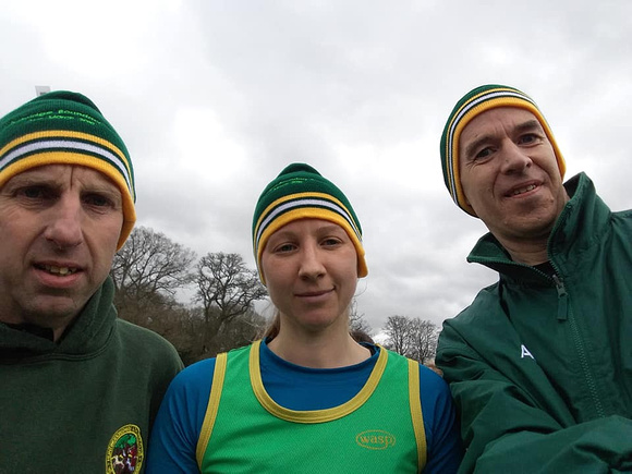 Hunts AC: 19/03/16 - Ashridge Boundary run &emdash;