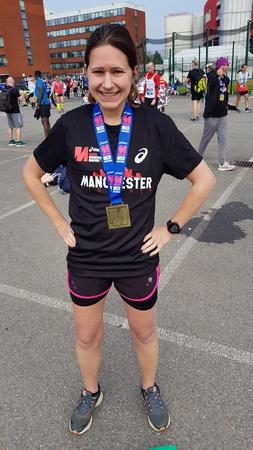 Hunts AC: 19/04/07 - Manchester Marathon &emdash;